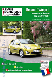 rta renault twingo ii buch motor buchhandlung. Black Bedroom Furniture Sets. Home Design Ideas