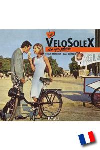 Le petit monde du Vélosolex, erhältlich in unserem Buchshop