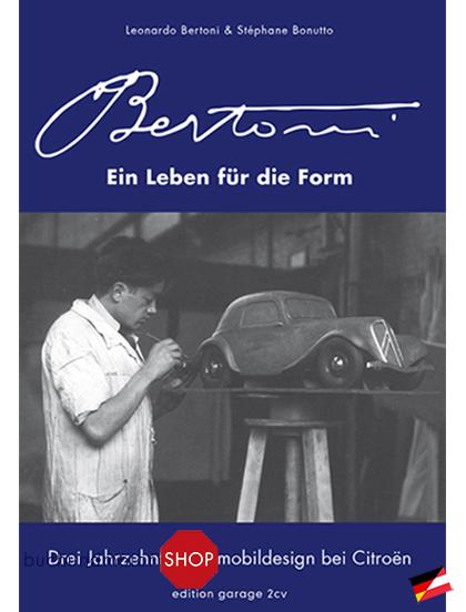 Flaminio Bertoni : Ein Leben für die Form